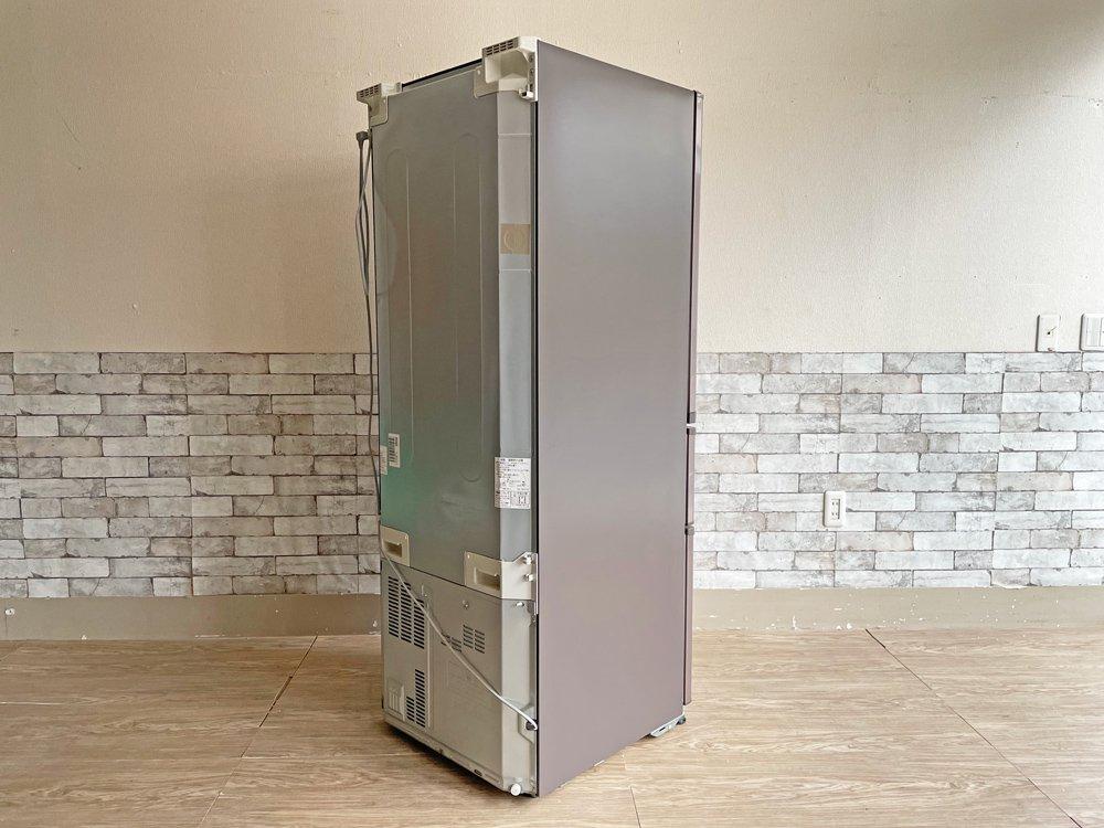 パナソニック Panasonic ノンフロン冷凍冷蔵庫 NR-C32HM 315L 2018年製 3ドア 自動製氷 ●