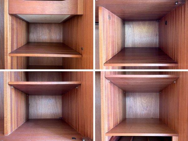 エベネゼル・グーム Ebenezer Gomme ジープラン G-PLAN フレスコ Fresco ワードローブ チーク材 イギリス 北欧スタイル ●