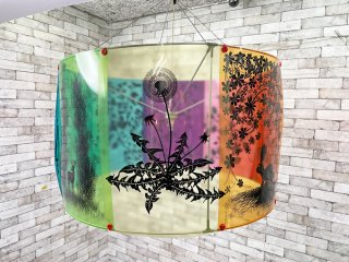 スタジオ トードボーンチェ Studio Tord Boontje 2003 シャドウライト Shadow Light ペンダントライト オランダ 現状品 ●