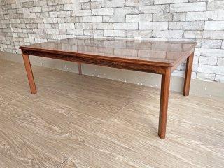 Sモブラー Smobler ラスムス ソルベルグ rasmus solberg ブラジリアンローズウッド センターテーブル ローテーブル 北欧家具 ノルウェー W130 A ●