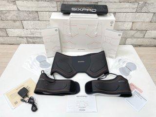シックスパッド MTG SIXPAD ボトムベルト Bottom Belt Sサイズ SP-BB2304F-S パッド&取扱説明書&箱付 ヒップアップ EMSトレーニング 定価¥42,680- ●