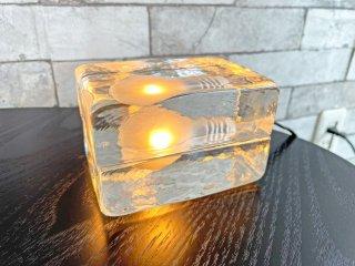 デザインハウスストックホルム DESIGN HOUSE stockholm ブロックランプ BLOCK LAMP Sサイズ ハッリ・コスキネン MoMA  ●