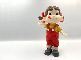 昭和レトロ ペコちゃん人形 フィギュア 懸賞当選品限定モデル 不二家 レアアイテム ◎