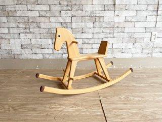 ゴイター Geuther ロッキングホース 木馬 ドイツ ボーネルンド取扱い 乗用玩具  ●
