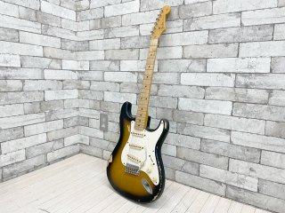 フェンダージャパン Fender Japan ST57-500 2トーンサンバースト ストラトキャスター 1991~92年製 エレキギター 現状品 ●