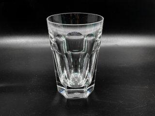 バカラ Baccarat アルクール HARCOURT タンブラー クリスタル グラス フランス 定価:約30,000円 A ●
