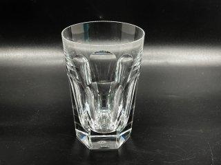 バカラ Baccarat アルクール HARCOURT タンブラー クリスタル グラス フランス 定価:約30,000円 B ●