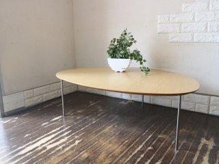 センプレ SEMPLE エクリプス テーブル XL STUA コーヒーテーブル オーク材 ◎