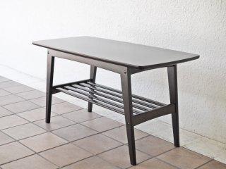 カリモク60 karimoku60 リビング コーヒーテーブル Sサイズ モカブラウン 60's レトロモダン ミッドセンチュリー ◇