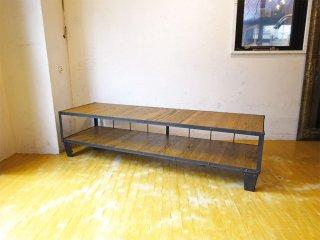 ジャーナルスタンダードファニチャー journal standard Furniture カルビ CALVI テレビボード AVボード 幅 約150cm ★