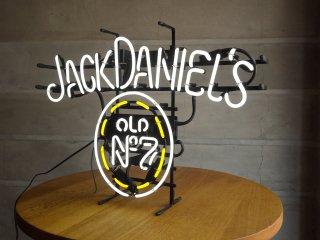 ジャックダニエル Jack Daniel's ネオンサイン ネオン管 電飾看板 アメリカン雑貨 ♪