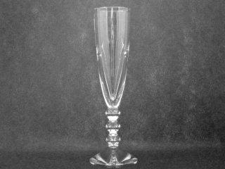 バカラ Baccarat ベガ Vega シャンパンフルート クリスタルガラス フランス 箱付き♪