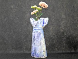 リサラーソン Lisa Larson ワードローブシリーズ ドレスベース Vases Dress フラワーベース スウェーデン ♪