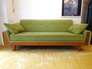 アクメファニチャー ACME Furniture ウィンダン WINDAN 3シーター ソファ アメリカンヴィンテージスタイル 参考価格25万円 ★