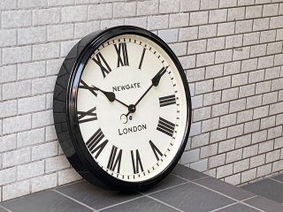 ニューゲート NEW GATE バタースビー ウォールクロック BATTERSBY WALL CLOCK 英国 掛け時計 ノスタルジック ■