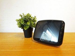 ±0 プラスマイナスゼロ 深澤直人 8インチ液晶 テレビ レッド XVT-M020 R LCD TV ジャンク品 ★