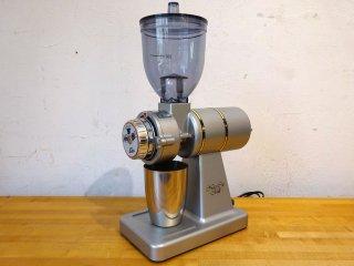 カリタ Karita ナイスカットミル Nice cut mill KH-100 シルバー ステンレスカップ 電動コーヒーミル 日本製 ★