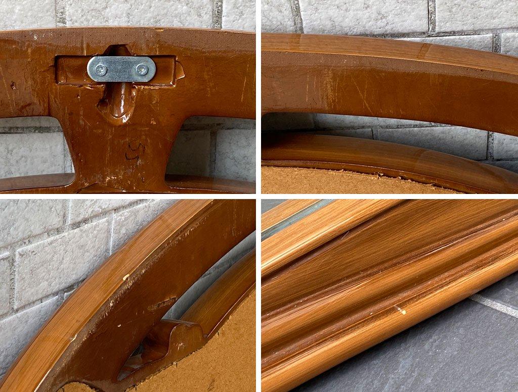 ヨーロピアンクラシカル オーバーマントルミラー ウォールミラー イタリア アンティークスタイル ビンテージスタイル ■