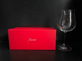 バカラ Baccarat オノロジー OENOLOGIE ワイングラス 箱付き クリスタル グラス フランス ●