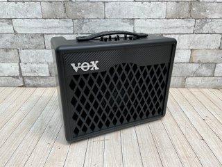 ヴォックス VOX VX1 ギターアンプ 小型モデリングアンプ 15w出力 ブラック イギリス ●