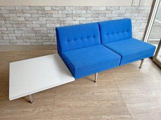 ハーマンミラー Herman Miller モジュラーシーティング ソファ Modular Seating Group Sofa ジョージネルソン George Nelson ●