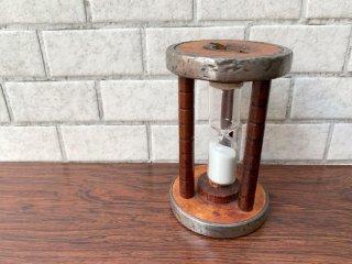 ビンテージ Vintage 砂時計 hourglass リメイクアイテム インテリア ■