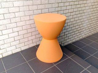 カルテル Kartell プリンスアハ PRINCE AHA スツール サイドテーブル オレンジ フィリップ・スタルク イタリア ■