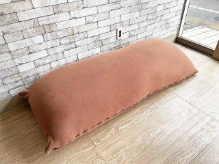 ヨギボー yogibo マックス MAX ビーズクッション ソファ ブラウン 定価¥32,780- ●