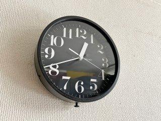 セイコー SEIO 掛時計 ビンテージクロック テンプ式 渡辺力 リキクロック ●