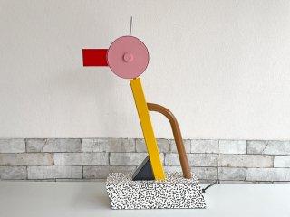 メンフィス MEMPHIS タヒチ テーブルランプ TAHITI 1981 エットーレ・ソットサス Ettore Sottsass ポストモダン ●