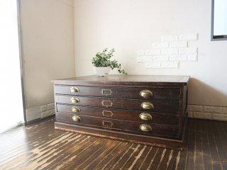 ロイズアンティークス Lloyd's Antiques Miscellaneous DisposalsSyndicate マップケース テーブル 英国 アンティーク イギリス ◎
