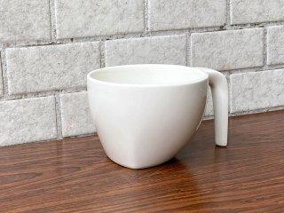 イッタラ iittala エゴ Ego スープカップ ホワイト ステファン・リンドフォース 北欧食器 廃番 A ■