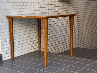 カリモク60+ Karimoku ロクマルプラス ダイニングテーブル800 ウォールナット シンプル 国産家具 ■