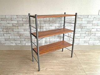アクメファニチャー ACME Furniture グランビュー GRANDVIEW オープンシェルフ ブックシェルフ 3段 インダストリアル 定価¥52,800- ●