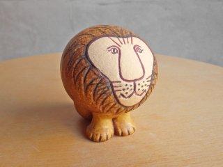 リサラーソン Lisa Larson アフリカ Africa ライオン Lion セミ ミディアム オブジェ 置物 スウェーデン 北欧雑貨 ♪