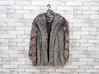 ベルビジョン Belle vison サガフォックス SAGAFOX 高級毛皮 ファーコート 毛皮コート ●