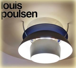 louis poulsen  ◇ ルイスポールセン ペンダントランプ  希少カラー:グレー  『 PH5 plus 』