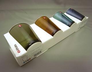 イッタラ 125周年アニバーサリーパッケージ Kartio/カルティオ タンブラー4客組 限定品 カイフランク