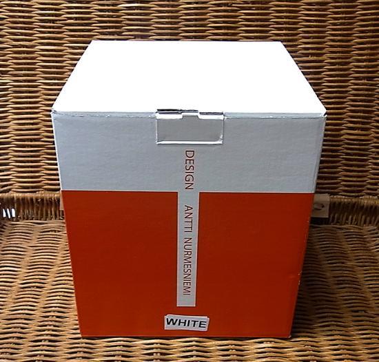 ●アンティ・ヌルメスニエミ 復刻コーヒーポット 1.6L ホワイト 未使用箱付