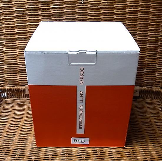 ● アンティ・ヌルメスニエミ 復刻 コーヒーポット 1.6L レッド 未使用箱付