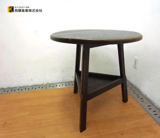 ● 飛騨産業 キツツキ プロヴィンシャル クリケットテーブル 楢材