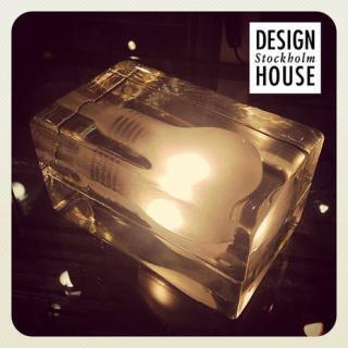 """Sweden ★ """"DESIGN HOUSE stockholm"""" ブロックランプ/Block Lamp L"""