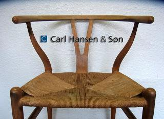 Carl Hansen & Son ( カールハンセン&サン ) ヴィンテージ 『 Yチェア / CH24 』