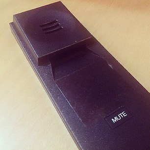 ◇ Denmark   JACOB JENSEN  Stylish phone 「Telefhone1(T-1)」 Designed by Jacob Jensen