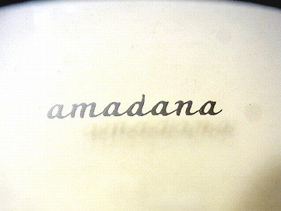 ◇ amadana / アマダナ  『AD-103WH』 Desk Top Audio