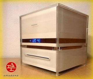 ◇ amadana / アマダナ  『AD-103WH』 Desk Top Audio