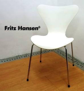 フリッツハンセン ◇ Fritz Hansen  2004  『 SEVEN CHAIR / セブンチェア ( ホワイト/ラッカー )』
