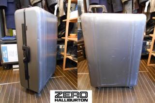 ◎ゼロハリバートン ZERO HALLIBURTON アルミ スーツケース キャリーケース 4輪