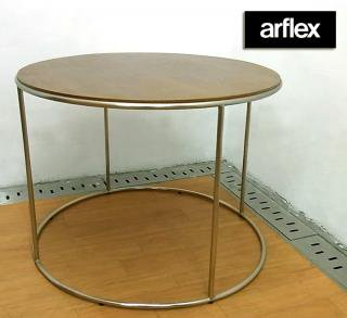 ◇ Italy arflex ( アルフレックス ) 「 TONDO ( トンド ) 」 コーヒーテーブル / ローテーブル