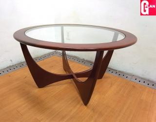 エベネゼル・グーム Ebenezer Gomme ジープラン G-plan フレスコ ビンテージ コーヒーテーブル ●